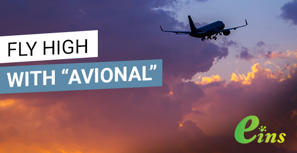 Fly high with Avional, an aeronautical metal to reach top speed!