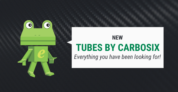 New Tubes by Carbosix